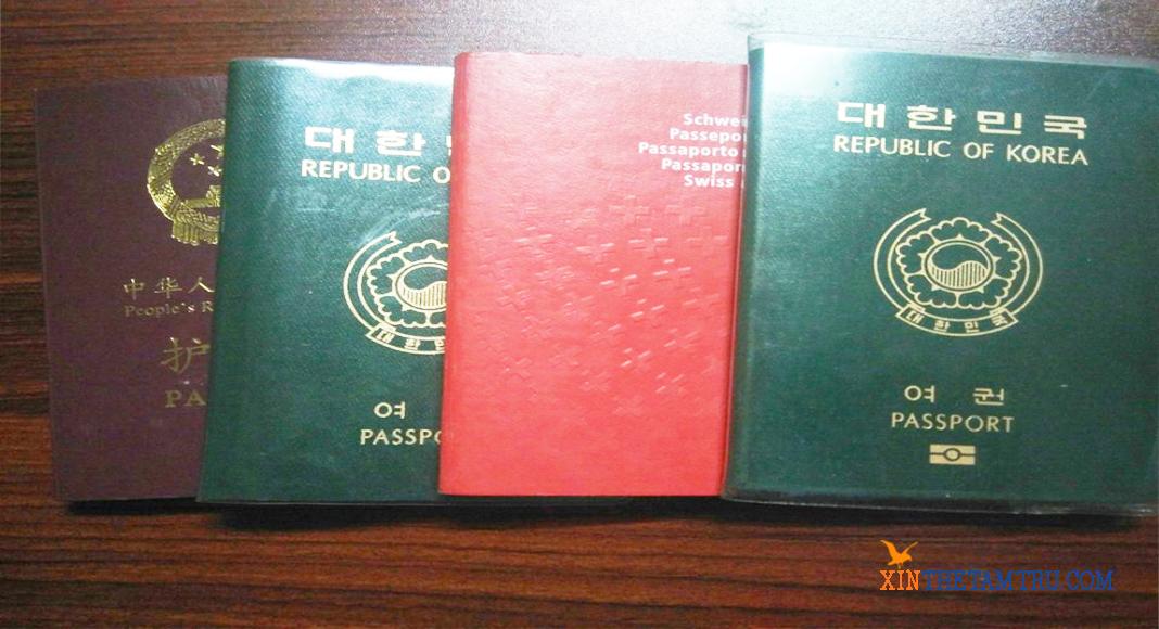 Dịch vụ xin visa ở cửa khẩu Campuchia