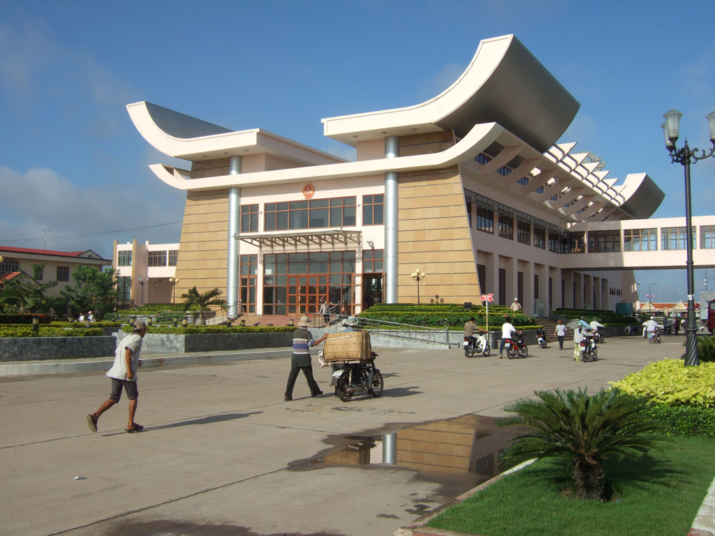 Thủ tục làm visa ở cửa khẩu Mộc Bài