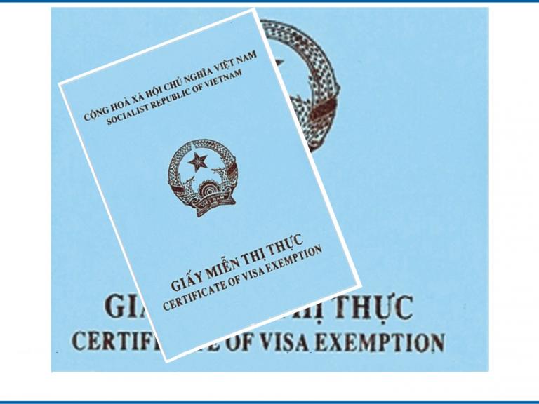 Nên chọn gia hạn visa hay miễn thị thực
